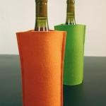Weinkühler Filz' chalt (ARTikel Design)